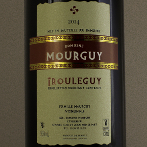 Irouleguy Domaine Mourguy 2014 Rouge 75 cl