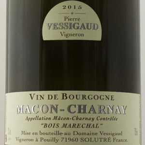 Macon Charnay Domaine Vessigaud 2015 Blanc