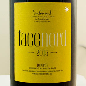 Face Nord Syrah Priorat l'Infernal 2015