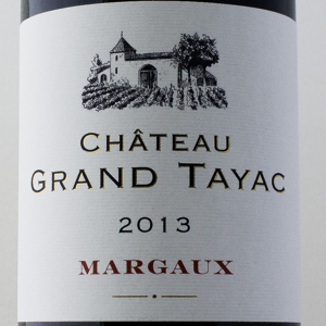Margaux Château Grand Tayac 2013 Rouge