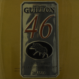 Whisky France Distillerie Guillon Cuvée 46 Single Malt 40%
