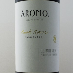Chili Aromo Carmenere Private Reserve 2015 Rouge