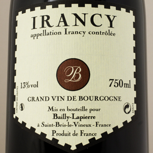Irancy Cave de Bailly 2017 Rouge