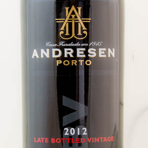 Porto Andresen Late Bottled Vintage 2012