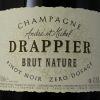 Champagne Drappier Brut Nature Pinot Noir