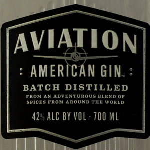 Gin Oregon (USA) Aviation American 42% 70 cl