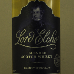 Whisky Ecosse Lord Elcho Blended Scotch 40%