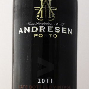 Porto Andresen Late Bottled Vintage 2011
