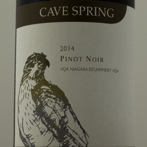 Pinot Noir Cave Spring 2014