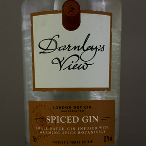 Gin Angleterre Darnley's View Spiced 42,7%