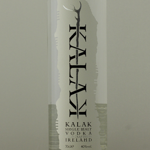 Vodka irlandais Kalak Single Malt 40%