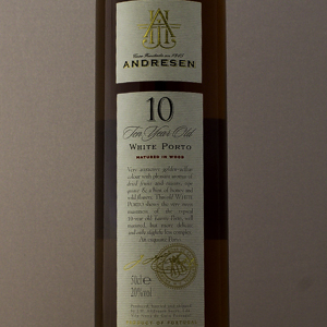 Portugal Porto Blanc Andresen 10 ans 50 cl