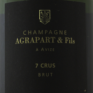 Champagne Agrapart 7 Crus Brut 75 cl