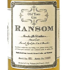 Gin Oregon (USA) Ransom Spirits Old Tom Gin 44%
