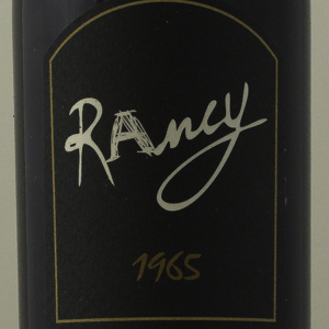 Rivesaltes Ambré Domaine de Rancy 1965