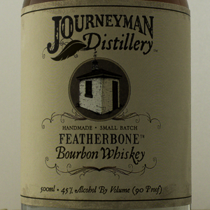 Whiskey Bourbon Etats-Unis Journeyman Featherbone 45%