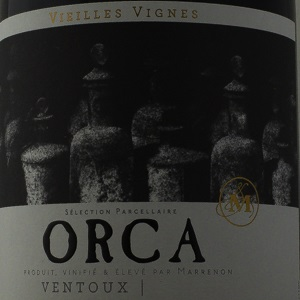 Côtes du Ventoux Cellier de Marrenon ORCA 2017 Rouge