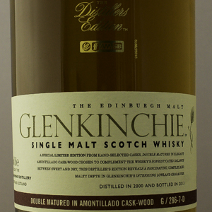 Whisky Ecosse Glenkinchie Distillers Edition 43%