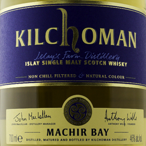 Whisky Ecosse Kilchoman Machir Bay 46%