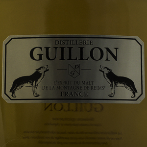 Whisky France Distillerie Guillon Finition Fût Champagne 43%
