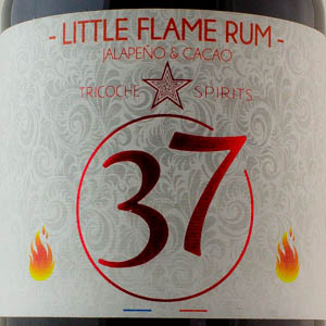 Rhum arrangé Little Flame Tricoche