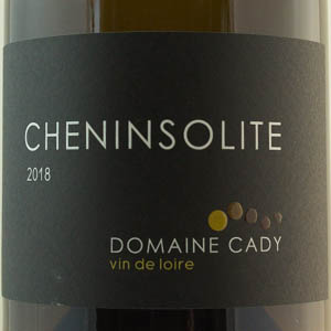 Cheninsolite 2018 Domaine Cady