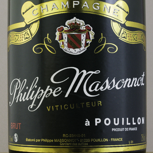 Champagne Philippe Massonnot Brut 75 cl