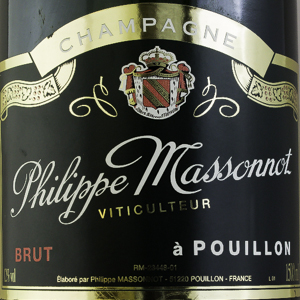 Champagne Philippe Massonnot Brut 150 cl