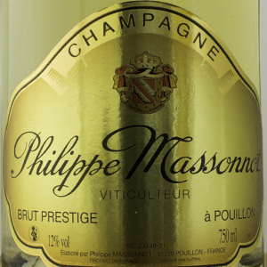 Champagne Massonnot Brut Prestige