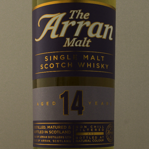 Whisky Ecosse Arran 14 ans Single Malt 46%