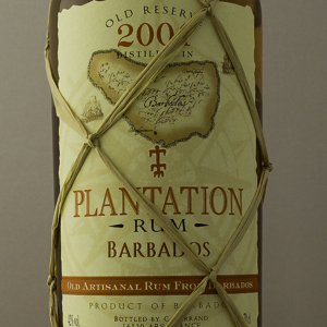 Rhum Barbades Plantation 2001 42%