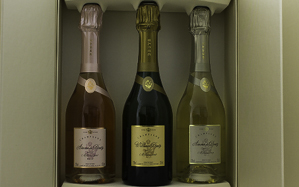 Coffret Deutz Trio Amour de Deutz et William Deutz 3 X 37,5 cl