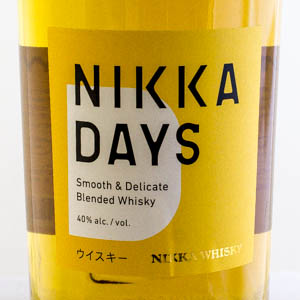 Whisky Japonais Nikka Days 40 %