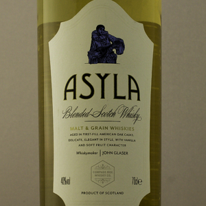 Whisky Ecosse Compass Box Asyla 40% 70 cl