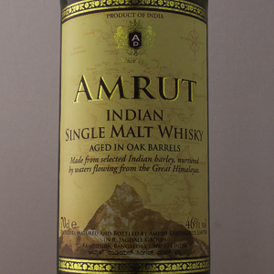 Whisky Inde Amrut Single Malt 46%