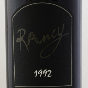 Rivesaltes Ambré Domaine de Rancy 1992 50 cl