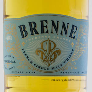 Whisky français Brenne Single Malt 40%