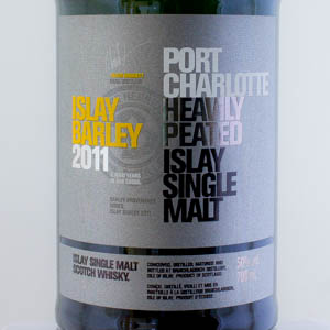 Islay Barley Port Charlotte Islay Single Malt 50%