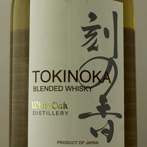 Whisky Japon Tokinoka Blended 40%