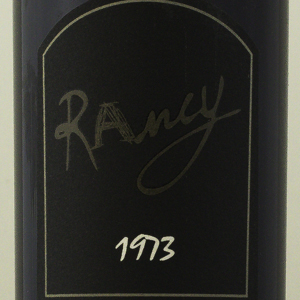 Rivesaltes Ambré Domaine de Rancy 1973 50 cl