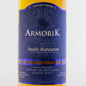 Whisky Armorik Single Malt Double Maturation