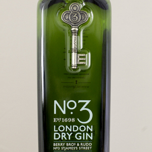 Gin Pays-Bas N°3 London Dry Gin 46%