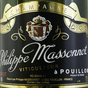 Champagne Philippe Massonnot Brut 37,5 cl