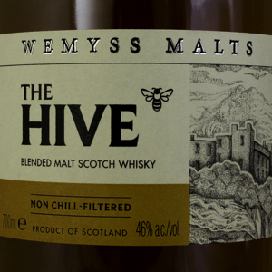 Whisky Ecosse Wemyss The Hive Blended Malt 40%