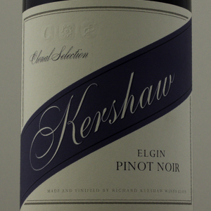 kershaw elgin pinot noir 2015
