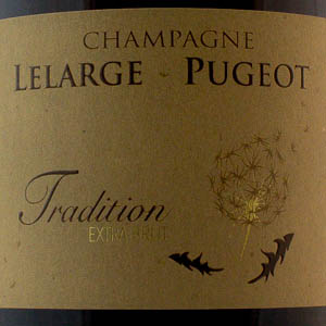 Champagne Lelarge Pugeot Tradition Extra brut