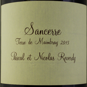 Sancerre P&N Reverdy Mainbray 2015 Rouge