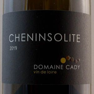 Cheninsolite 2019 Domaine Cady