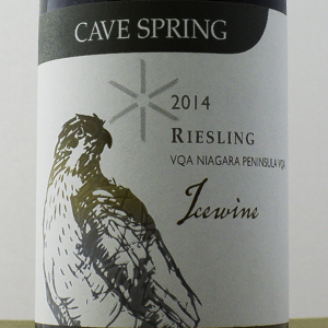 Canada Cave Spring Riesling Ice Wine 2014 Blanc Moelleux