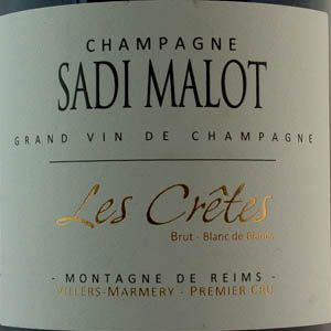 Champagne Sadi Malot Brut Authentique